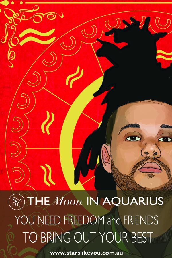 Aquarius Sun Moon Rising
