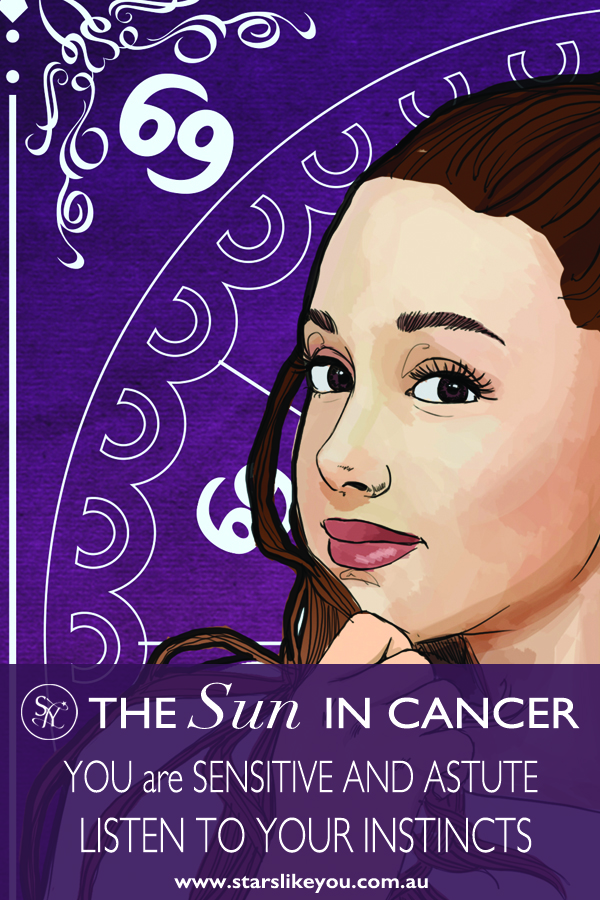 sun in cancer