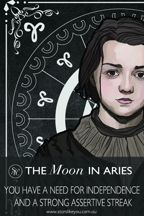 Moon aries quotes