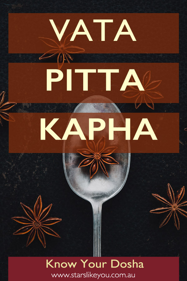vata pitta kapha ayurveda your ayurvedic type