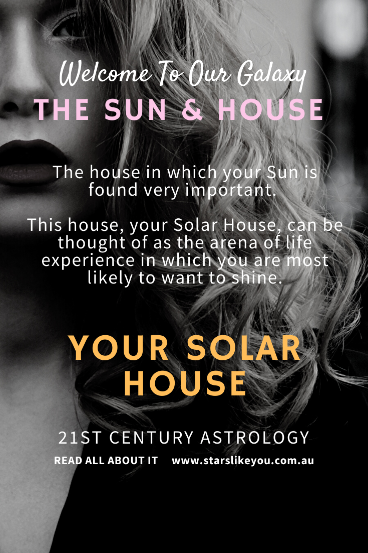 Your Sun Sign and House