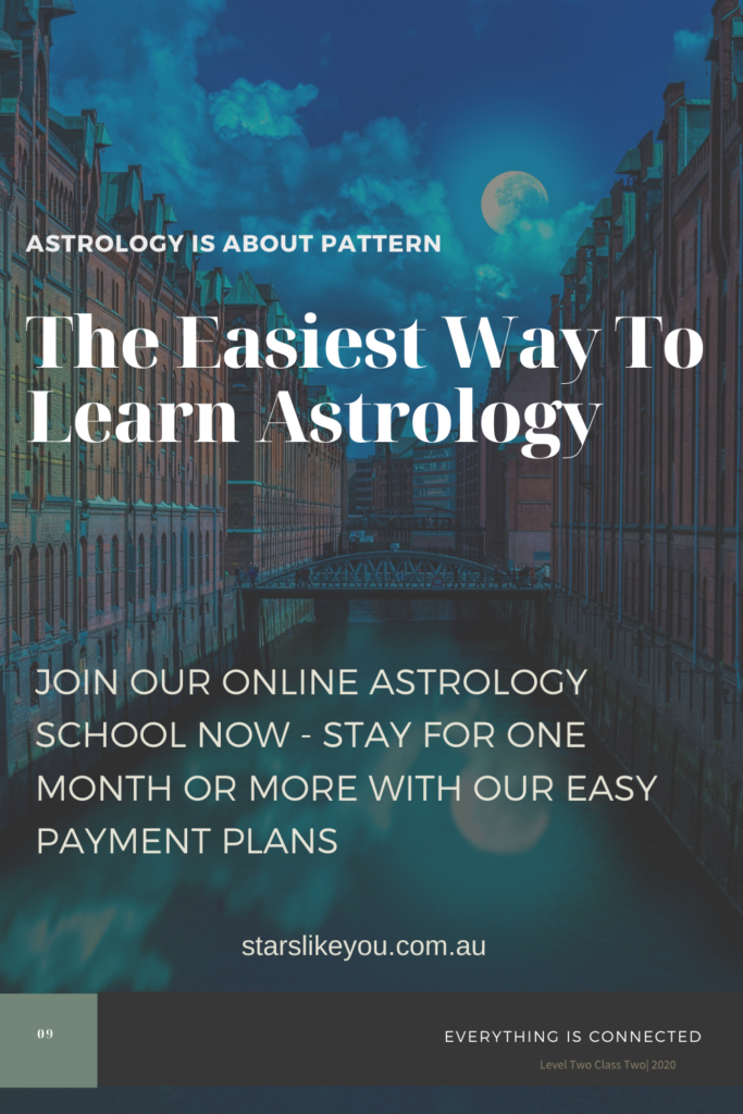stars like you astrology school online astrology course