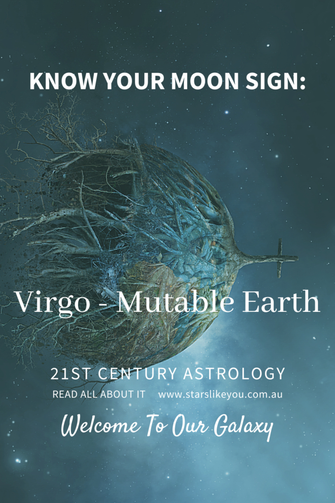 Discover the meaning of your Virgo Moon Sign.