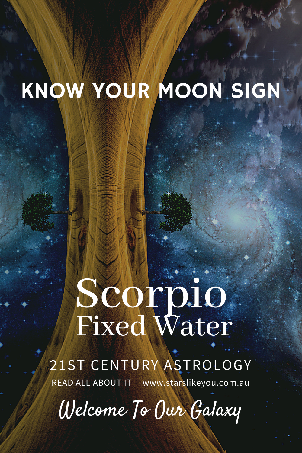 The meaning of scorpio moon