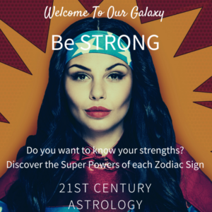 zodiac and sun sign strengths